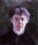 gustave caillebotte portrait of a schoolboy painting 32934