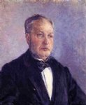 gustave caillebotte portrait of jean daurelle painting 32939