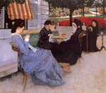 gustave caillebotte portraits in the countryside painting 32945