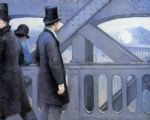 the pont de europe by gustave caillebotte posters