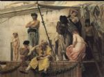 the slave market by gustave clarence rodolphe boulanger paintings