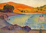 bathers iv by henri edmond cross painting