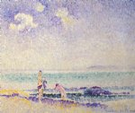 henri edmond cross bathers painting