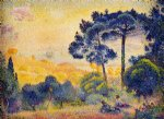 henri edmond cross provence landscape painting 32413