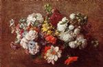 henri fantin latour bouquet of flowers painting 77732