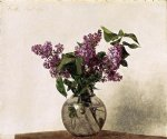 lilacs by henri fantin latour paintings