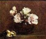 rose paintings - henri fantin latour roses de nice by henri fantin-latour