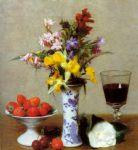 henri fantin latour still life paintings