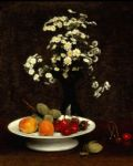 henri fantin latour still life with flowers paintings