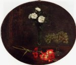 henri fantin latour still life with flowers iii painting 32299