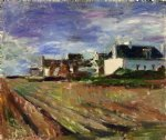 farms in brittany belle by henri matisse painting