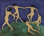 la danse by henri matisse paintings