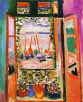 open window at collioure by henri matisse painting