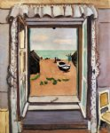 open window etretat by henri matisse painting