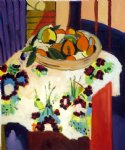 still life with oranges by henri matisse painting