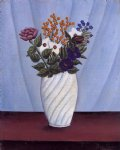 henri rousseau bouquet of flowers iii painting 32040