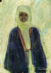 henry ossawa tanner moroccan man painting