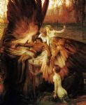 lament for icarus by herbert james draper paintings