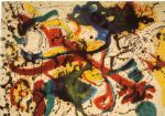 jackson pollock untitled painting