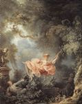 the swing by jean fragonard painting