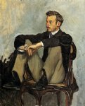 jean frederic bazille portrait of renoir painting 31251