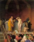 jean leon gerome slave auction painting