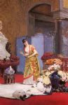 jehan georges vibert autumn flowers painting 77084
