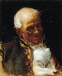 portrait paintings - portrait of a caballero by joaquin sorolla y bastida