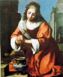 johannes vermeer saint praxidis paintings-82256