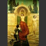 in the venusberg tannhauser by john collier prints