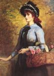 sweet emma morland by john everett millais painting