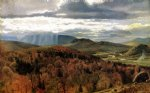 john george brown autumn landscape painting 30954