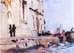 all ave maria by john singer sargent painting