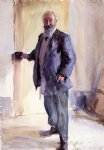 ambrogio raffele by john singer sargent painting