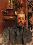 charles stuart forbes by john singer sargent painting