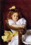 charlotte cram by john singer sargent painting