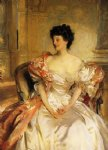 cora countess of strafford cora smith by john singer sargent painting