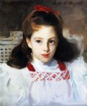 dorothy vickers by john singer sargent painting