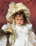 dorothy by john singer sargent painting