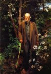 fredrick law olmstead by john singer sargent paintings-30407