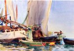 giudecca by john singer sargent painting