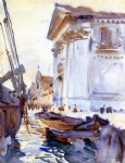 i gesuati by john singer sargent painting