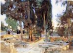 jerusalem by john singer sargent paintings-79870