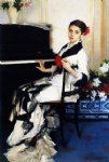 madame ramon subercaseaux by john singer sargent painting