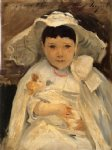 marian madge roller by john singer sargent painting