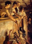 marionettes by john singer sargent painting