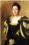 mrs. colin hunter by john singer sargent painting