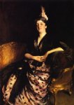 mrs. edward darley boit by john singer sargent painting