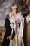 mrs. ernest hills by john singer sargent paintings-30593