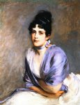 mrs. frank millet by john singer sargent paintings-30595